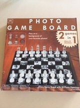 Photo Game Board in Naperville, Illinois