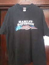(2)MEN'S(2XL)Original HARLEY-DAVIDSON SHIRTS in Chicago, Illinois