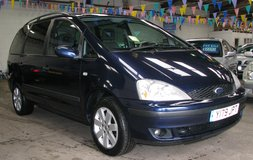 7 Seater Ford Galaxy Automatic in Lakenheath, UK