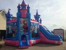 Frozen bounce for rent in Perry, Georgia