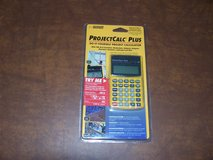 ProjectCalc Plus Project Calculator in Yorkville, Illinois