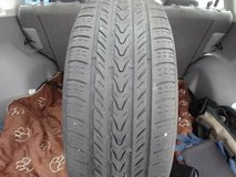 1- Used - 215/60R16 Michelin Pilot Exalto AYS in Shorewood, Illinois
