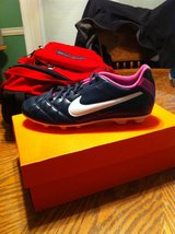 Girls Nike soccer cleat in Pleasant View, Tennessee