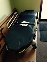 Stryker Stretcher Chair Stryker Advantage Model 5050 w/mattress-Pick-up Bridgeview,IL in Joliet, Illinois