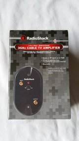 Radio Shack Cable TV Amplifier in Fort Benning, Georgia
