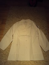 NEW white smock (woman's) in Ramstein, Germany