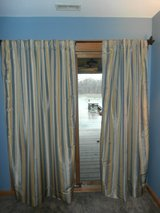 Curtain Panels, 2 pair (4 panels) in Fort Leavenworth, Kansas