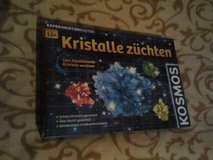 NEW grow crystals; Kristalle zuechten in Ramstein, Germany