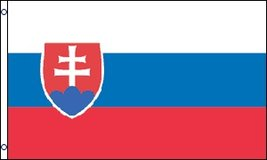 Flag - Slovakia - 3ft x 5ft - new in Tacoma, Washington