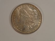 "1890 Morgan Silver Dollar AU -""ALMOST UNCIRCULATED"" in Houston, Texas"