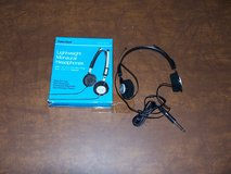 Radio Shack Lightweight Monaural Headphones in Oswego, Illinois