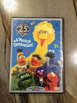 Sesame Street DVD music collector's edition in Fort Campbell, Kentucky