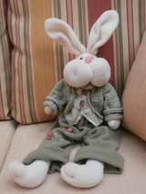 Stuffed Bunny with clothes in Kansas City, Missouri