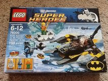 LEGO # 76000 Batman vs Mr Freeze in Camp Lejeune, North Carolina