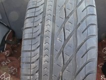 1- Used 215/60R16 Goodyear Eagle GT 95V tire in Westmont, Illinois