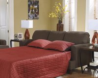 NEW ASHLEY SOFA WITH QUEEN SLEEPER in Riverside, California