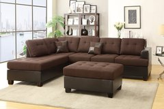 NEW SECTIONAL SALE RECLINERS AND FREE OTTOMANS in Riverside, California