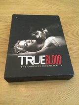 True Blood second season in Fort Bliss, Texas