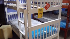 Complete Bunk Bed with Mattress in Alamogordo, New Mexico