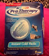 Icy Hot pro therapy knee pack in Byron, Georgia