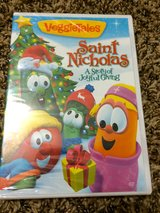 Veggie Tales DVD brand new in the plastic in Fort Leonard Wood, Missouri