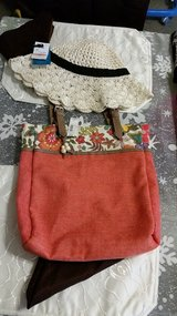 cute purse and hat in Fort Bliss, Texas