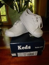 NEW IN BOX!!!!  KEDS Leather Champ Champions Sneakers Size 6 in Camp Lejeune, North Carolina