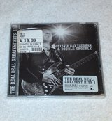Stevie Ray Vaughan & Double Trouble The Real Deal Greatest Hits Vol 1 CD {NEW} in Camp Lejeune, North Carolina