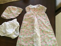 Jillian's closet baby girl outfit set sz 24 m in Morris, Illinois