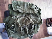 Ruck Sack, OD Green in Fort Lewis, Washington