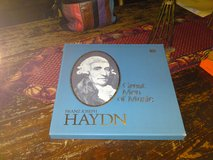 FRANZ JOSEPH HAYDN Time Life Great Men of Music 4 Album Box Set w/ Booklet in Camp Lejeune, North Carolina