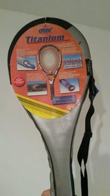 *NEW* tennis racquet with case / carrying bag in Alamogordo, New Mexico