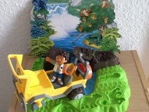 Diego Rain Forest Play Doh Set in Ramstein, Germany