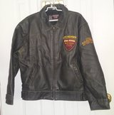 "100% Leather ""LIFE MEMBER PGA TOUR PARTNERS CLUB "" Embroidered Jacket "" in Camp Lejeune, North Carolina"