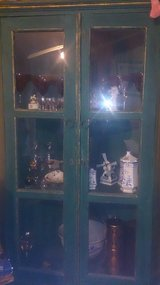 mahogany corner cabinet in Toms River, New Jersey