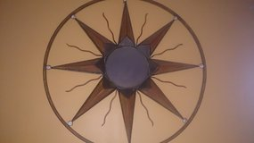 metal star mirror in Toms River, New Jersey