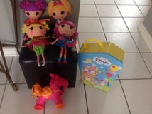 Laloopsy doll lot in Westmont, Illinois