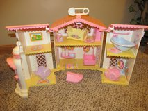 Vintage My Little Pony Nursery with all accessories in Naperville, Illinois