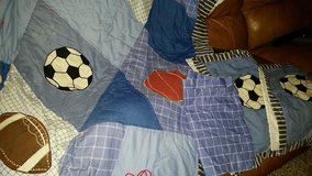 Sports Theme 4 Piece Full Size Comforter Set in Fort Campbell, Kentucky