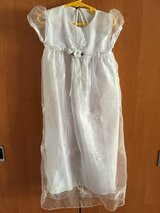 Girls Christening Gown in Ramstein, Germany