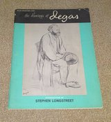 The Drawings of Degas introduction by Stephen Longstreet in Camp Lejeune, North Carolina