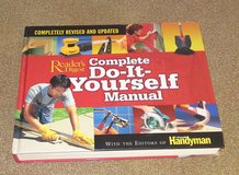 Complete Do-It-Yourself Manual : Completely Revised and Updated in Camp Lejeune, North Carolina