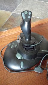 Vintage SideWinder Force Feedback Pro Joystick in The Woodlands, Texas