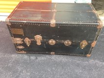 Steamer Trunk w/ Drawers in Camp Lejeune, North Carolina