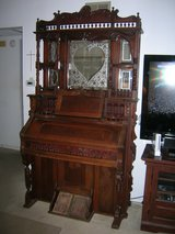 1889 Reed Organ / Piano Chicago USA The Lakeside in Vista, California