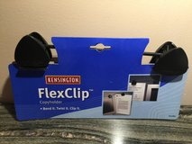 "Kensington Flex Clip Copyholder 9-3/4""x1-1/2""x1-3/4"" Black in Naperville, Illinois"