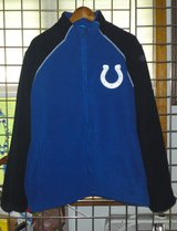 NFL TEAM APPAREL - NFL COLTS HEAVYWEIGHT JACKET - NWT - LARGE in Camp Lejeune, North Carolina