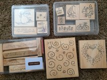 Stamp sets in Naperville, Illinois