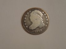 1829 BUST DIME in Houston, Texas
