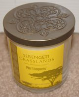 CANDLE, PIER 1 IMPORT, SERENGETI in Lakenheath, UK